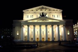 Bolshoi Theatre Moscow